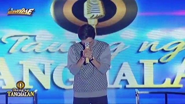 Jaime Navarro, nanatiling chapion ng Tawag Ng Tanghalan