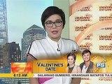 Valentine's date nina Sarah at Matteo, usap-usapan sa social media