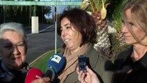 Políticos y científicos despiden a Margarita Salas