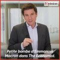 Règle des 3% de déficit: l'erreur absurde d'Emmanuel Macron