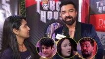 Bigg Boss 13: Ajaz Khan talks about Siddharth Shukla & Shehnaaz Gill's game; Watch video | FilmiBeat