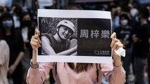 Hong Kong Student's Death Fuels Anger Amid Protests