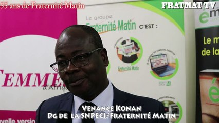 55 ans de fratmat. dg interview