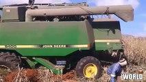 fendt stuck in mud - tractor stuck in mud - tractor stuck in deep mud