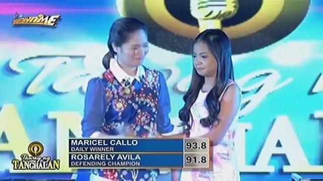 Maricel Callo, tinanghal na bagong kampeon ng Tawag ng Tanghalan