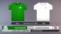 Match Preview: Palmeiras vs Corinthians on 09/11/2019