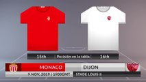 Match Preview: Monaco vs Dijon on 09/11/2019
