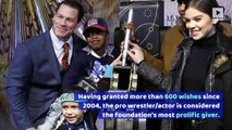 John Cena Has Granted the Most Make-A-Wish Foundation Wishes Ever