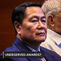 Carpio hits awards to China envoy: 'Our heroes turning in their graves'