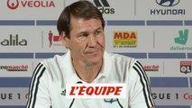 Garcia «Ce n'est pas Marseille-Rudi Garcia» - Foot - L1 - OL