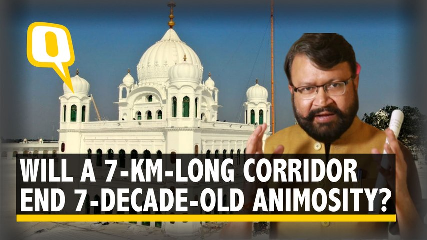 Kartarpur Corridor Inauguration: Will the 7-Km-Long Kartarpur Corridor End a 7-Decade-Old Animosity?