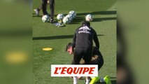 Sergio Ramos assomme un coéquipier lors d'un toro - Foot - WTF - Real