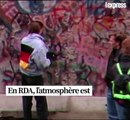 """""""Tout le monde pleurait"""": une journaliste présente lors de la chute du mur témoigne"""