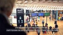 Attractivité - La ligne b à Rennes : créer un nouveau cadre de vie