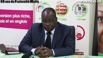 Conference de presse Dg Fratmat