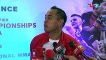 Timnas MMA Indonesia Tantang Kejuaraan Dunia!