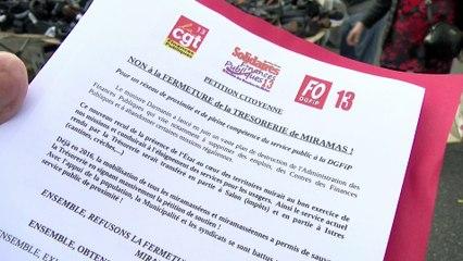 Miramas - Vie des communes - Miramas: F.Vigouroux ne veut pas d'un 'accueil de proximité' des impôts. - Maritima.info