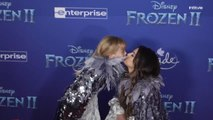 Selena Gomez and Her 6-Year-Old Sister Twinned at the Frozen 2 Premiere