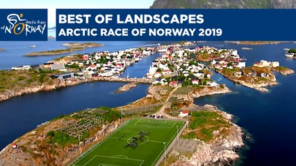 Best of Landscapes - Arctic Race of Norway 2019
