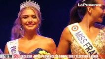 Le 18:18 - À un mois de l'élection de Miss France à Marseille, Miss Provence se confie en exclusivité