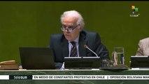 Temas del Día: Bolivia: Gobierno rechazó violencia contra el pueblo