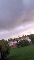 Une tornade frappe Benquet