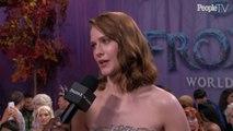 Evan Rachel Wood on How Her 'Westworld' Character Relates to Her 'Frozen 2' Character
