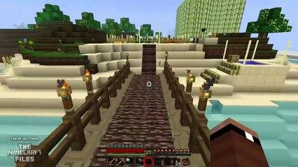 The Minecraft Files - #223 TQF - UNDERWATER BASE (Part 1)