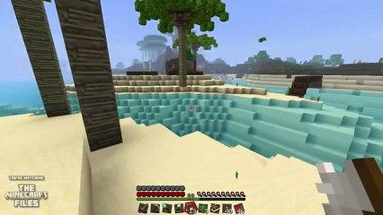 The Minecraft Files - #219 - Dual Bridges