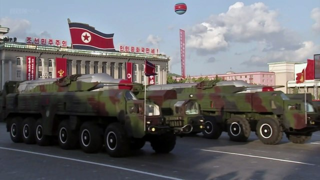 BBC Korea The Never Ending War Part I