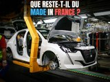 "Production automobile : Que reste-t-il du ""Made in France"" ?"