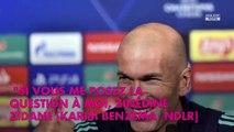 Karim Benzema en équipe de France ? Zinédine Zidane relance le débat