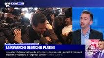 La revanche de Michel Platini - 08/11