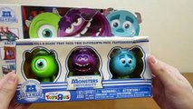 Monsters University Toxic Race Playset-
