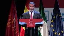 Juanma Moreno acude a la clausura de la ASALE