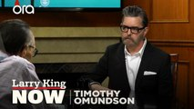 'Psych' star Timothy Omundson talks future career in acting and advocacy