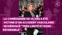 """Catherine Deneuve victime d'un accident vasculaire : l'actrice """"se repose"""" et """"réagit bien au traitement"""""""