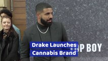 Drake Gets Into The Weed Business