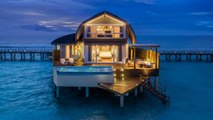 The Maldives' Most Luxurious New Resort Has a Treetop Restaurant