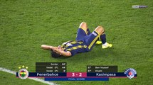 Turquie : Fenerbahçe en tête dans la douleur !