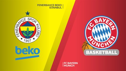 EuroLeague 2019-20 Highlights Regular Season Round 7 video: Fenerbahce 90-82 Bayern