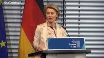 «Ασπίδα προστασίας της ελευθερίας» το ΝΑΤΟ λέει η φον ντερ Λάιεν
