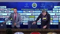 Fenerbahçe - Kasımpaşa maçının ardından - Ersun Yanal