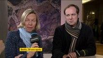 Émission spéciale « 30 ans de la chute du mur de Berlin » , les informés du 8 novembre