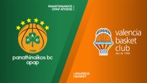 Panathinaikos OPAP Athens - Valencia Basket Highlights | Turkish Airlines EuroLeague, RS Round 7