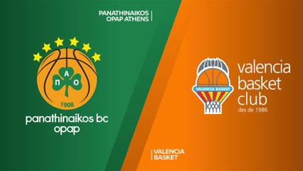 EuroLeague 2019-20 Highlights Regular Season Round 7 video: Panathinaikos 91-80 Valencia