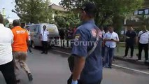 One dead, six injured in suspected suicide bombing at Indonesia police station