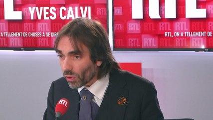 Cédric Villani - RTL mercredi 13 novembre 2019