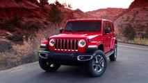 2020 Jeep Wrangler Sahara EcoDiesel Design Preview