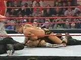 hbk et Jeff Hardy vs Randy Orton et  Mr. Kennedy wwe raw